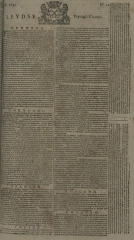 Leydse Courant 1743-02-15
