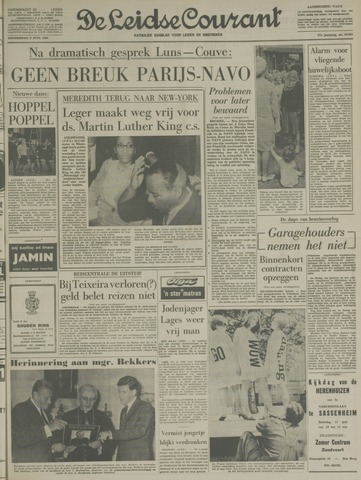 Leidse Courant 1966-06-09