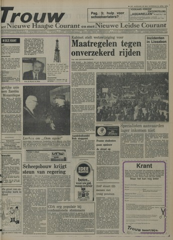 Nieuwe Leidsche Courant 1976-04-24