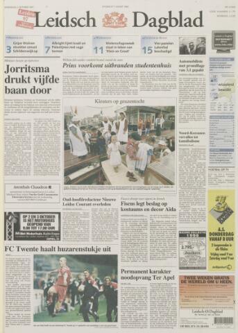 Leidsch Dagblad 1997-10-01