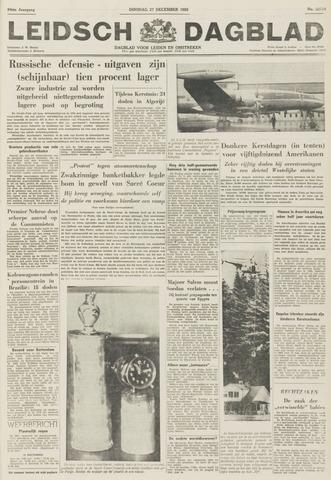 Leidsch Dagblad 1955-12-27