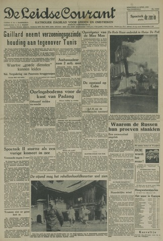 Leidse Courant 1958-04-14