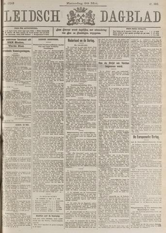 Leidsch Dagblad 1916-05-20