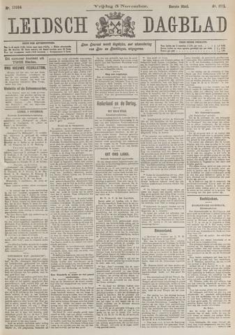 Leidsch Dagblad 1915-11-05