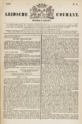 Leydse Courant 1873-01-07