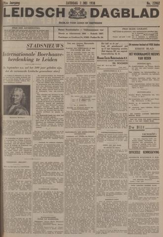 Leidsch Dagblad 1938-05-07