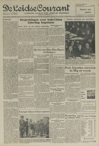 Leidse Courant 1954-05-10