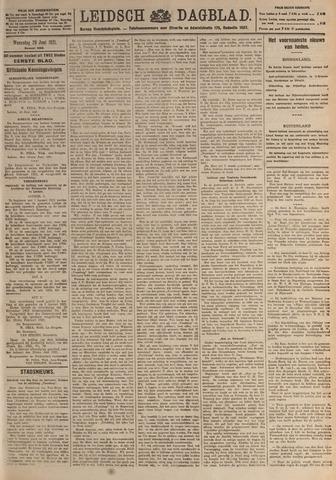 Leidsch Dagblad 1921-06-29