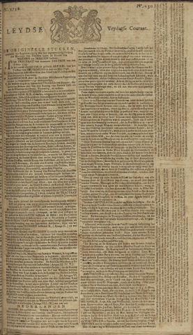 Leydse Courant 1756-10-29