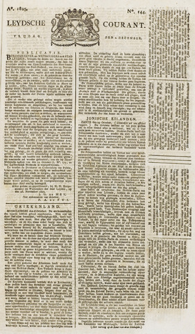 Leydse Courant 1825-12-02