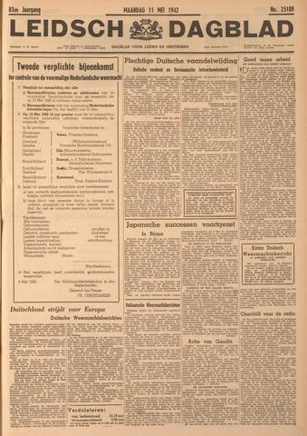 Leidsch Dagblad 1942-05-11