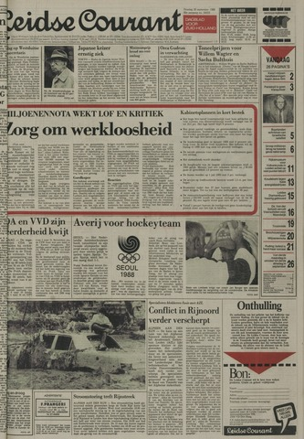 Leidse Courant 1988-09-20