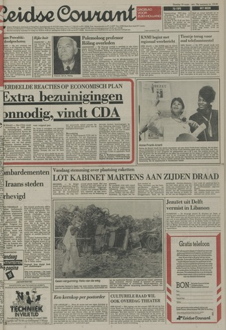 Leidse Courant 1985-03-19