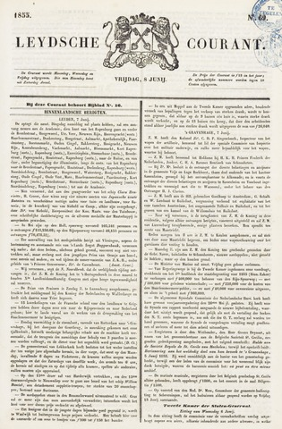 Leydse Courant 1855-06-08