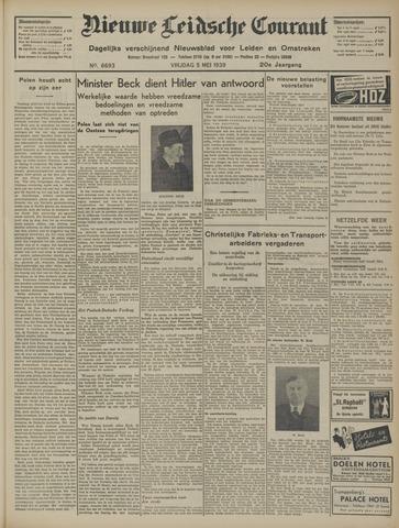 Nieuwe Leidsche Courant 1939-05-05