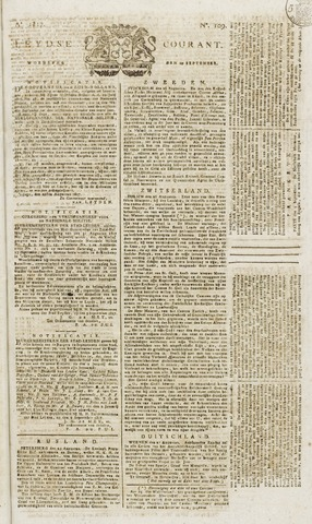 Leydse Courant 1817-09-10