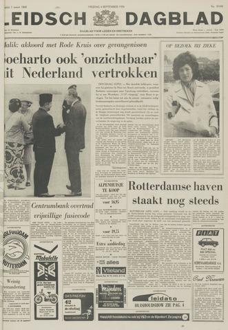 Leidsch Dagblad 1970-09-04