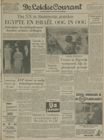 Leidse Courant 1967-05-20
