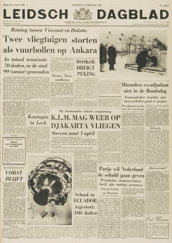 Leidsch Dagblad 1963-02-02