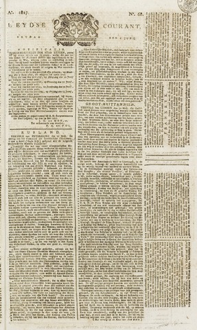 Leydse Courant 1817-06-06
