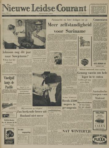 Nieuwe Leidsche Courant 1965-02-04
