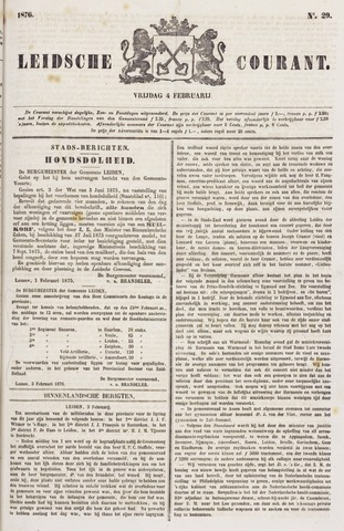 Leydse Courant 1876-02-04