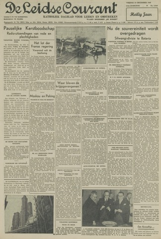 Leidse Courant 1949-12-23