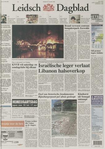 Leidsch Dagblad 2000-05-23