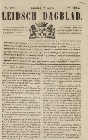 Leidsch Dagblad 1864-04-18