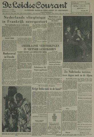 Leidse Courant 1965-08-16