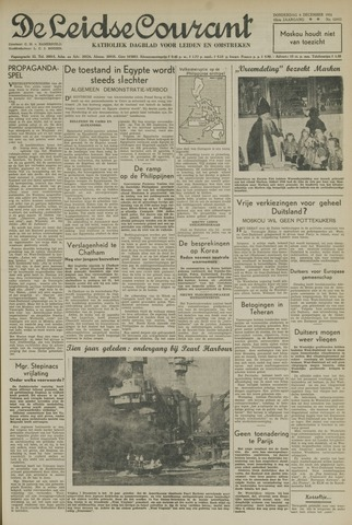 Leidse Courant 1951-12-06