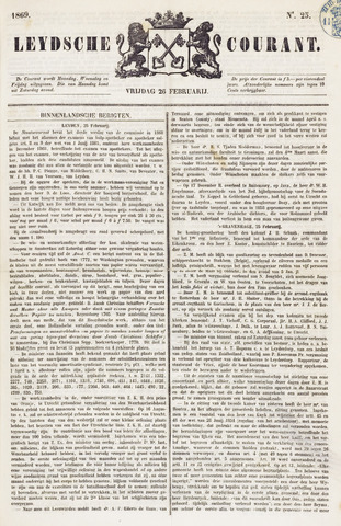 Leydse Courant 1869-02-26