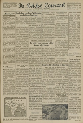 Leidse Courant 1947-08-14