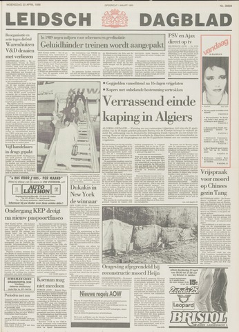Leidsch Dagblad 1988-04-20