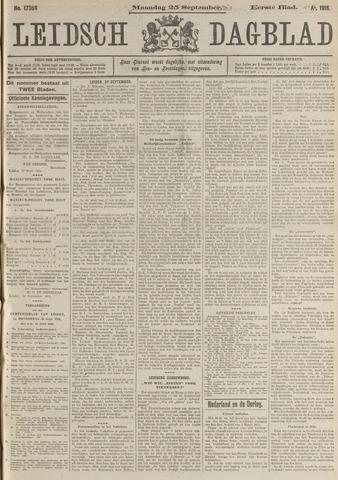 Leidsch Dagblad 1916-09-25