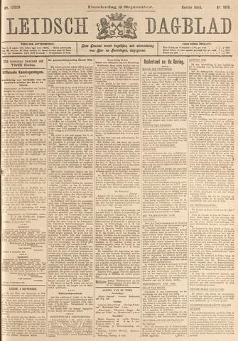 Leidsch Dagblad 1915-09-02