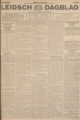 Leidsch Dagblad 1928-05-22