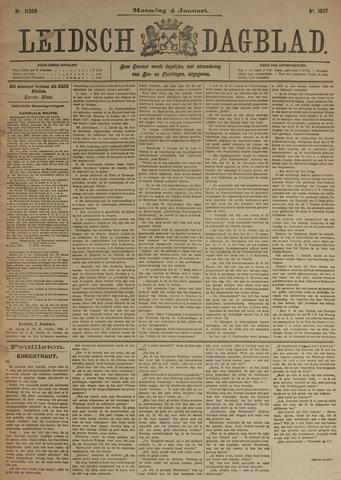 Leidsch Dagblad 1897-01-04