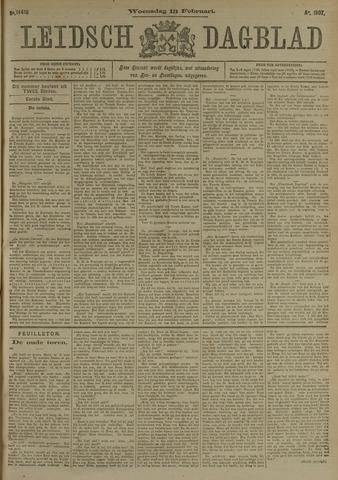 Leidsch Dagblad 1907-02-13