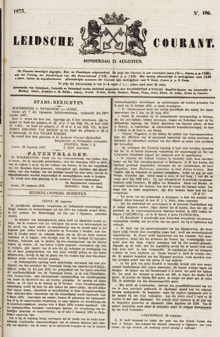 Leydse Courant 1873-08-21