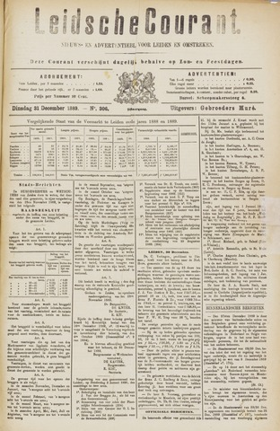 Leydse Courant 1889-12-31