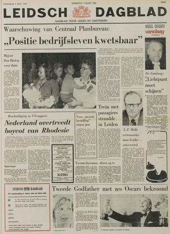 Leidsch Dagblad 1975-04-09