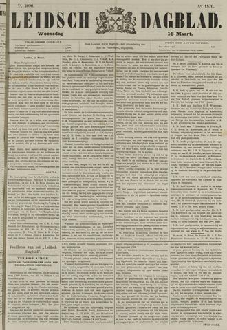 Leidsch Dagblad 1870-03-16