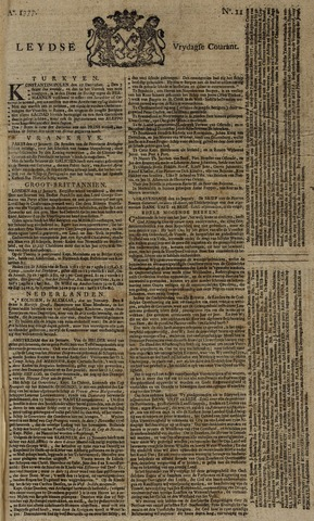 Leydse Courant 1777-01-24