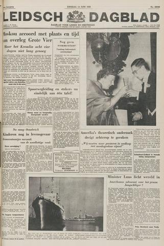 Leidsch Dagblad 1955-06-14