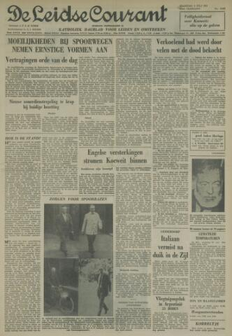Leidse Courant 1961-07-03