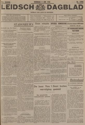 Leidsch Dagblad 1938-06-08