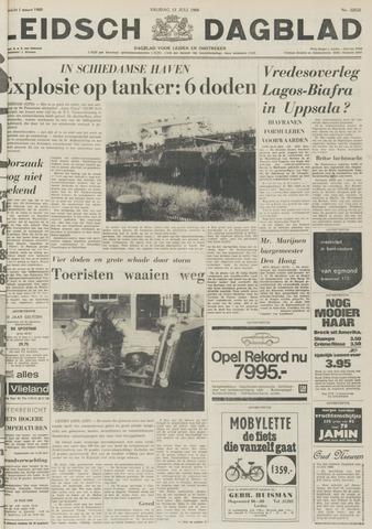 Leidsch Dagblad 1968-07-12