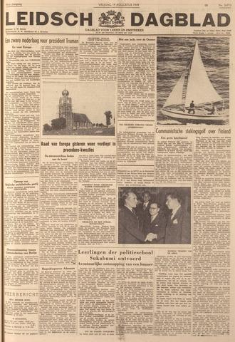 Leidsch Dagblad 1949-08-19