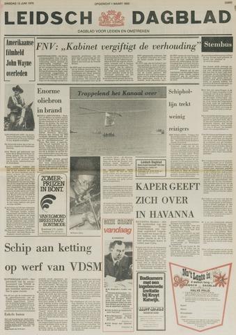 Leidsch Dagblad 1979-06-12